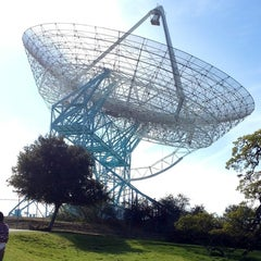 Photo taken at Stanford Dish Trail by Catherine M. on 3/18/2013