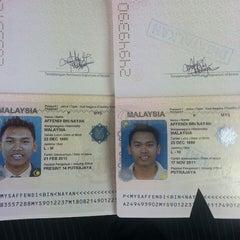 Photo taken at Immigration Department (Jabatan Imigresen) Presint 14 Branch by Affendi N. on 2/21/2013