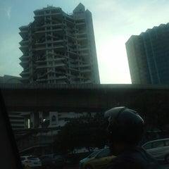 Photo taken at Permata Bank Tower Sudirman by natalino on 5/20/2014