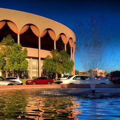 Photo taken at ASU Gammage by Robert M. on 6/26/2013
