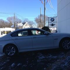 Photo taken at Westchester BMW by Matthew S. on 1/22/2014