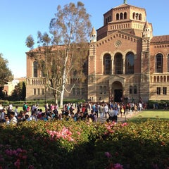 Photo taken at UCLA Powell Library by Rob H. on 5/31/2013