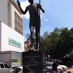 Photo taken at Pietermaritzburg (CBD) by Monde M. on 11/17/2014