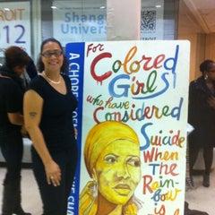 Photo taken at Helen L. DeRoy Auditorium by Tonya T. on 10/15/2012