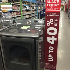 Photo taken at Lowe's Home Improvement by Marci W. on 11/5/2015
