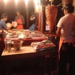 Photo taken at Tacos Arenal (Los Naranjas) by Cyn L. on 3/16/2013
