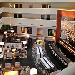 Photo taken at Hilton McLean Tysons Corner by Naser A. on 3/2/2013