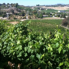 Photo taken at Oak Mountain Winery by Rick M. on 6/2/2013