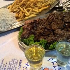 Photo taken at Princípe de Mônaco Bar e Restaurante by Bingo on 11/7/2015