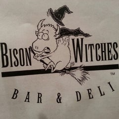 Photo taken at Bison Witches by Krystal P. on 10/27/2012