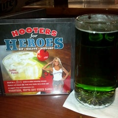 Photo taken at Hooters by Dave B. on 3/18/2013