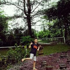 Photo taken at Melrimba Garden by Dahlia K. on 2/8/2015