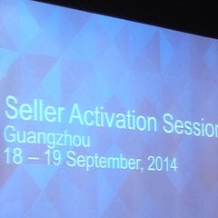 Photo taken at Four Points by Sheraton Guangzhou, Dongpu by Cindy C. on 9/18/2014