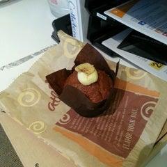 Photo taken at Atlanta Bread Company by Kevin G. on 3/9/2013