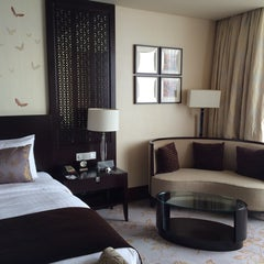 Photo taken at InterContinental Wuxi | 无锡君来洲际酒店 by Qiang Z. on 9/5/2014