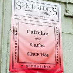 Photo taken at Semifreddi's by Ira S. on 5/28/2015