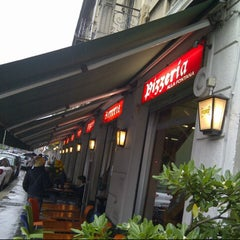 Photo taken at Pizzeria alla Fontana by Nicola GB M. on 5/18/2013