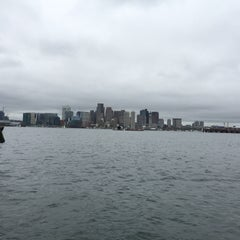 Photo taken at Boston Harbor Water Taxi by Kyle H. on 6/2/2015
