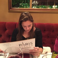 Photo taken at Paris Bistro Restaurant by Gustavo L. on 12/31/2014
