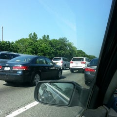 Photo taken at LIE Exit 36 by Dee on 6/20/2013