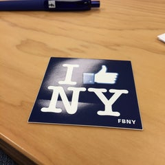 Photo taken at Facebook NYC by Jonathan A. on 10/29/2015