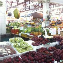 "Photo taken at Mercado Municipal do Tucuruvi ""Waldemar Costa Filho"" by Danielle R. on 12/30/2012"