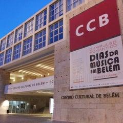 Photo taken at Centro Cultural de Belém (CCB) by Edgar C. on 4/20/2013