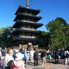 Photo taken at Japan Pavilion by Benjamin B. on 3/21/2013