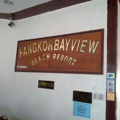 Photo taken at Pangkor Bay View Beach Resort by Ceplos S. on 3/29/2013