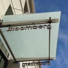 Photo taken at Bloomberg by Deborah P. on 4/11/2014