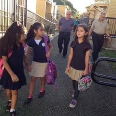 Photo taken at Silver Bluff Elementary School by Juan C. on 10/9/2014