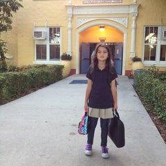 Photo taken at Silver Bluff Elementary School by Juan C. on 8/19/2014