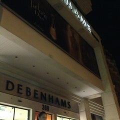 Photo taken at Debenhams Olympia by Mel on 7/2/2013