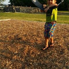 Photo taken at San Pedro Park by Chelsye I. on 7/22/2014