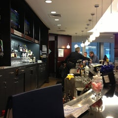 Photo taken at United Club - Terminal E by Kristin R. on 7/19/2013