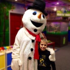 Photo taken at Children's Museum Of South Carolina by Peter G. on 12/23/2012