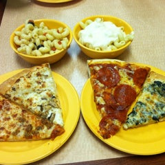 Photo taken at CiCi's Pizza by Ronald D. on 5/23/2013