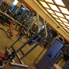 Photo taken at Fitness Centre by Leslie C. on 5/5/2013