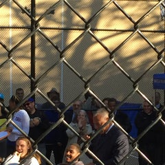 Photo taken at West 4th Street Courts (The Cage) by Happy Halloween . on 10/20/2015