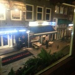 Photo taken at Amsterdam Hostel Centre by Lorenzo C. on 10/21/2012