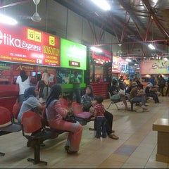 Photo taken at Hentian Duta Bus Terminal by Austin M. on 10/8/2012