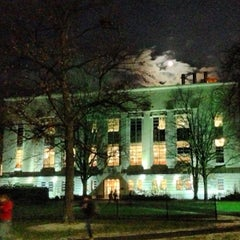 Photo taken at Albert R. Mann Library by Ian P. on 11/28/2012