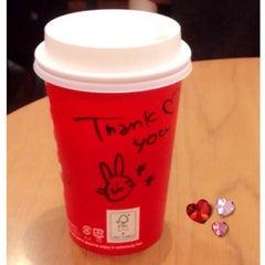 Photo taken at Starbucks Coffee 奈良西大寺駅前店 by Rina N. on 12/14/2015