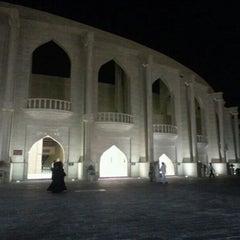 Photo taken at Katara Cultural & Heritage Village   كتارا by Adham A. on 11/1/2012