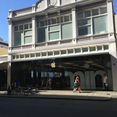 Photo taken at Apple Store, Perth City by Todd K. on 1/19/2013