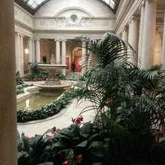 Photo taken at The Frick Collection by Toreya S. on 12/14/2012
