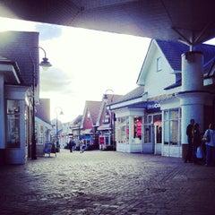 Photo taken at Freeport Designer Outlet Village by James G. on 9/14/2012