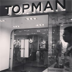 Photo taken at Topman by Chubby R. on 2/9/2013
