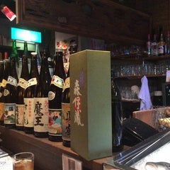 Photo taken at 鮮肴炭焼 炙 by Mitsugu K. on 12/21/2015