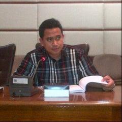 Photo taken at Ruang Rapat Badan Anggaran DPR RI by Handry S. on 9/16/2013